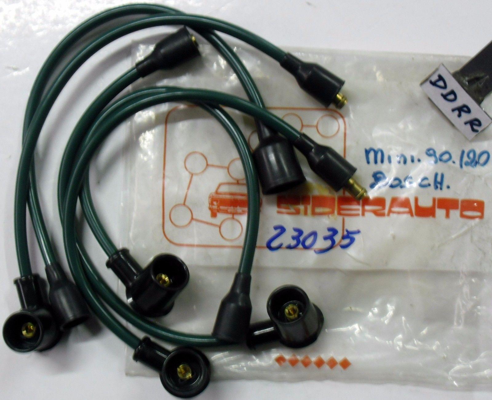 SERIE CAVI CANDELE FIAT 127-1050c  SIDERAUTO 23037