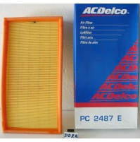 AIR FILTER  PEUGEOT 605 2.0 16V  TURBO 3.0 V6 (52485325 7701048748 )  PC2487E