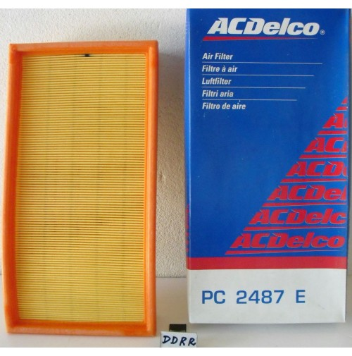 AIR FILTER PEUGEOT 605 2.1 TD FILTRO ARIA ( 52485325 7701048748 ) PC2487E