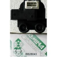 BOBINA DI ACCENSIONE PER RENAULT MEGANE I  ( 7700100643 ) CODICE BB28043