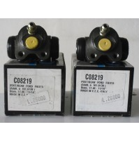 CILINDRETTO POSTERIORE SINISTRO FORD FIESTA I 0,9 1.1 1.3 CO 08219