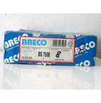 COPPIA  DISCHI FRENO ANT. Seat Arosa 6H 1.0 999 cc 37 KW, 50 cv BRECO BS 7508