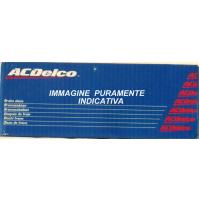 COPPIA DISCHI FRENO ANTERIORI ALFA ROMEO GTV (916) 1.8 16V 2.0 T.SPARK AC 2227D