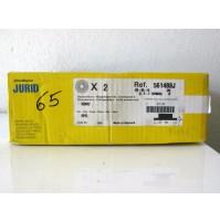 COPPIA DISCHI FRENO ANTERIORI LOTUS ELAN 1.6 16V TURBO 123 KW JURID 561488J