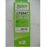 COPPIA SPAZZOLA TERGI FLATE BLADE FORD CMAX (DM2) 2.0 TDCI VALEO 576114
