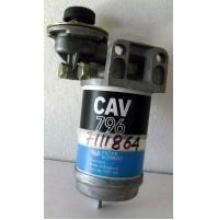 Coperchio  Gruppo Filtro CAV  796  Completo di Filtro Cav 796