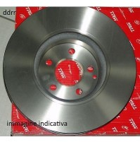 Coppia Dischi Freno Anteriore TRW 156 Sportwagon 932 05/2000 05/2006 1.6 DF4025