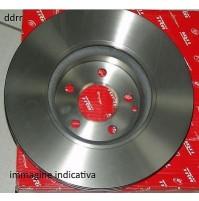 Coppia Dischi Freno Anteriore TRW DF2805 Disco freno AUDI A1 (8X1, 8XF) 1.4 TFSI