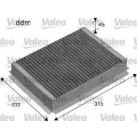 FILTRO ABITACOLO ARIA CONDIZIONATA JAGUAR S-TYPE 2.5 V6 2.7 D (XR849205)  715505