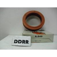 FILTRO ARIA ESCORT 900-940-1100-1300S-CAPRI 1300-1600 CORTINA 1300 TECNOCAR A649