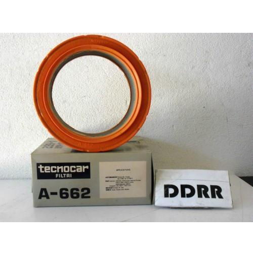 FILTRO ARIA  FIAT 1100\103 -1100 D-1200 G- TECNOCAR A-662