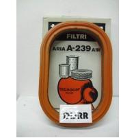FILTRO ARIA FORD SIERRA 2300 D (67 HP)  1982 - TECNOCAR A 239