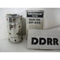 FILTRO OLIO DAIMLER BENZ   190-190 E 1983- TECNOCAR OP 809