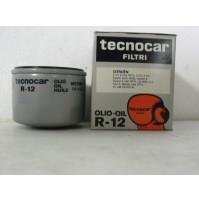 FILTRO OLIO DYANE 2CV -DYANE 4-DYANE 6   TECNOCAR R 12