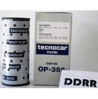 FILTRO OLIO-OM 150-GULDNER G60-VOLVO-DAF 1300 -1600 TECNOCAR OP-356
