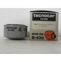 FILTRO OLIO RENAULT R5 ALPINE TURBO (1400)  TECNOCAR R 430
