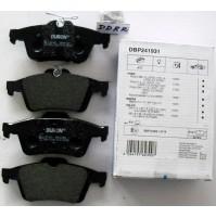 FORD GRAND C-MAX 1.6 TDCi KIT PASTICCHE FRENI POSTERIORI ( 1360306 ) DBP241931
