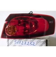 Fanale Posteriore Interno Sx 51727252 Fiat Croma mjet dal 2005  ORIGINALE FIAT