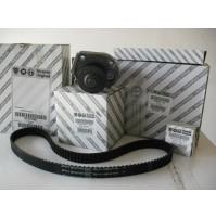 KIT CINGHIA DISTRIBUZIONE ORIGINALE +POMPA ACQUA FIAT 500 LPG GPL 1.2 51KW 69CV