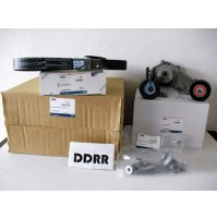 KIT DISTRIBUZIONE+POMPA A. ORIGINALE FORD TOURNEO COURIER 1.6 TDCI    1855729