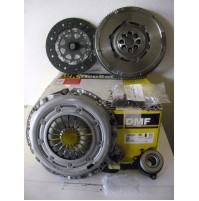 KIT FRIZIONE + VOLANO FORD C-MAX 1.8 TDCI 85 KW 115HP CC1752 LUK 600017100