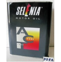 OLIO SELENIA 10w40 ALL CARS API SJ\CF