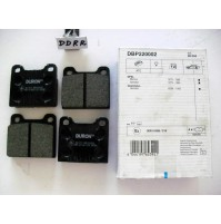 PASTICCHE FRENO ANTERIORIALFA GIULIA 1600 Super (105,14) 06.64 - 08.  DBP220002