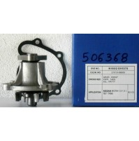 POMPA ACQUA NISSAN MICRA II (K11) 1.0 i 16V 08.92  MARCA GVS  GV537S