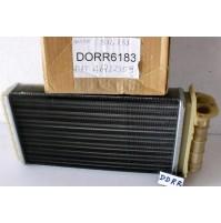 Radiatore riscaldamento Fiat Brava 182 1.6 16V 1581 ccm, 66 KW, DORR 6183