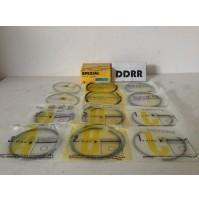 SP5234 SEGMENTI RINGS FASCE D.80 4/10 FIAT 124 125 128 132 RITMO UNO 1.1 1.4 1.6