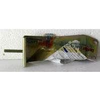 STAFFA TUBO SCARICO FIAT UNO PANDA Y 10  ORIGINALE  FIAT  7648124