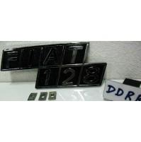 Scritta Sigla Posteriore Fiat 128 Rear Logo Badge Nameplate