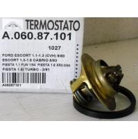 TERMOSTATO REFRIGERANTE FORD ESCORT FIESTA BEHR A.060.87.101