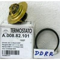 TERMOSTATO REFRIGERANTE RENAULT CLIO 1.9 DIESEL  BEHR A00882101