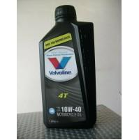 Valvoline Motorcycle Oil 4T 10W-40 API SG LITRI  3