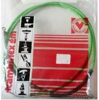 cable de freno de mano AUTOBIANCHI A 112 FUNE FRENO A MANO Ricambiflex 345B